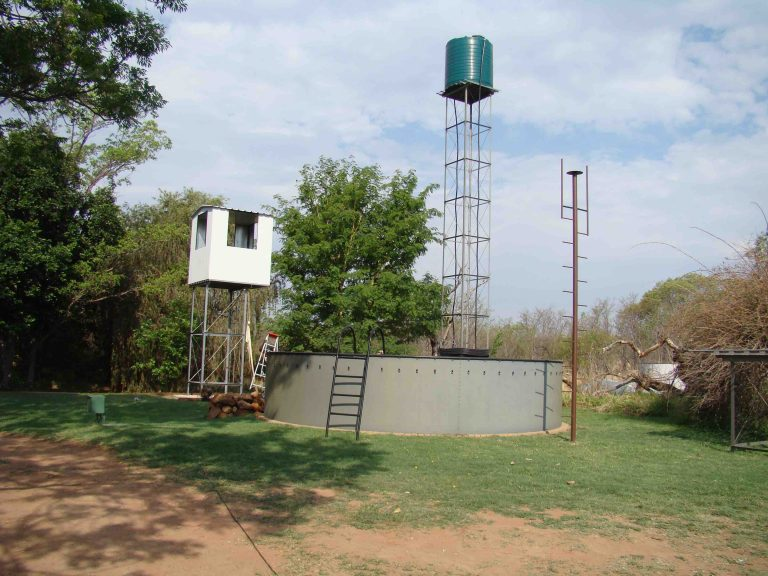 WATER TANK STANDS