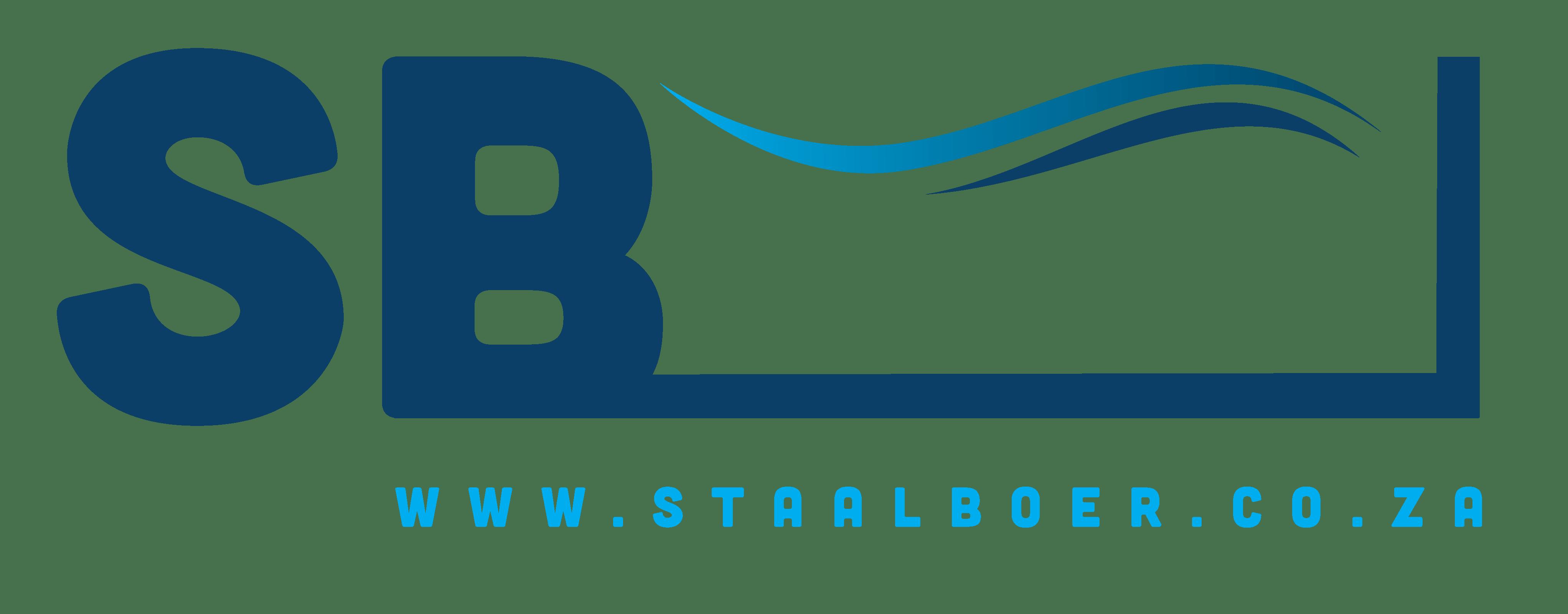 Staalboer Logo | SB | Staalboer.com